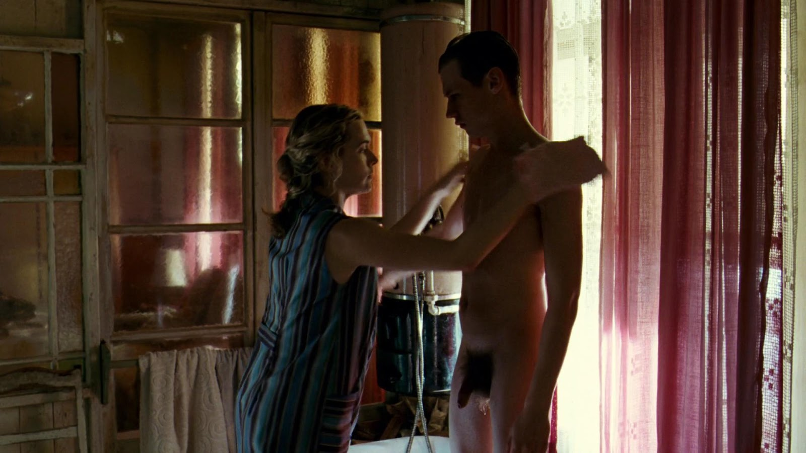 Can David kross nude scene consider